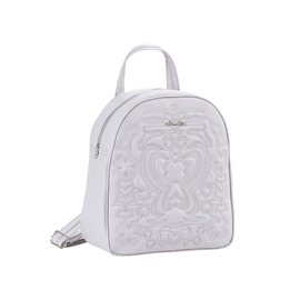 Mochila maternal polipiel Fiore Grey Alondra