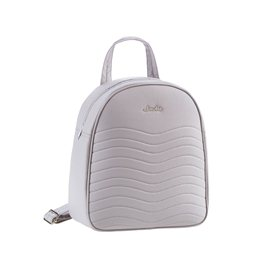 Mochila maternal polipiel Onda Grey Alondra