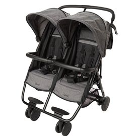 BUGGY - COMPACT XL - TWEELING - LINEN GREY
