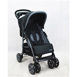BUGGY TRAVELSYSTEM negro ( grupo 0 IN OPTIE )