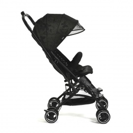 Silla de paseo compacta MINI AFTER Momon Alondra BLACK LAGUNA